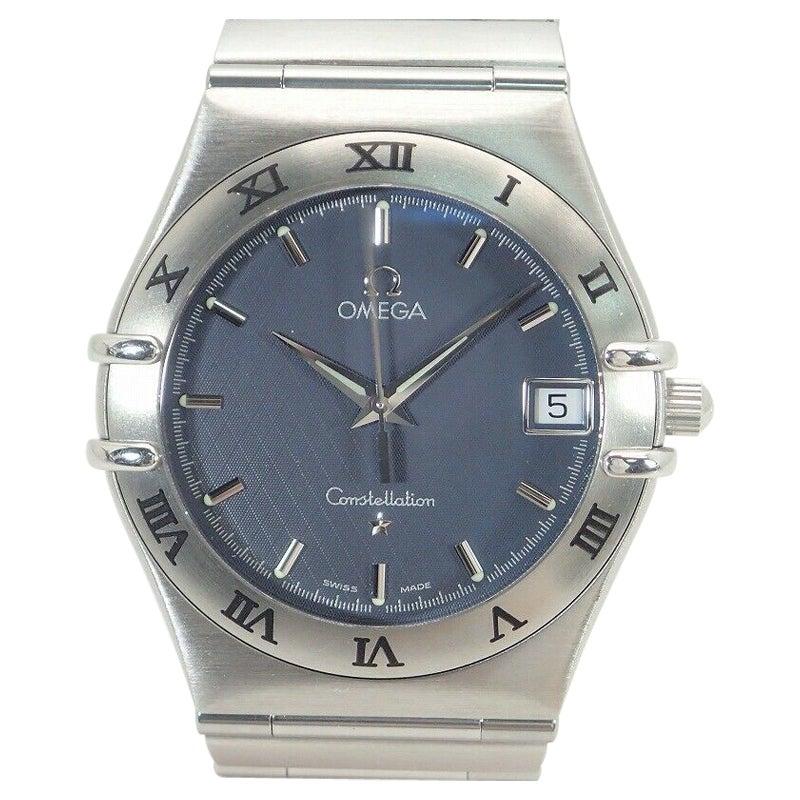 Omega Constellation Quartz Date Men's Watch