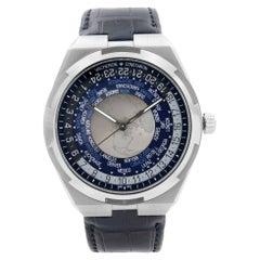Vacheron Constantin Overseas World Time Steel Automatic Watch 7700V/110A-B172