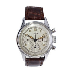 Tissot Stainless Steel High Grade Chronograph from The Late 40's / 50's