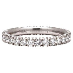 Cartier 'Étincelle de Cartier' Platinum Diamond Ring