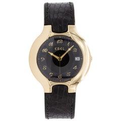 Ebel 18k Yellow Gold Lichine Automatic Watch 8080980
