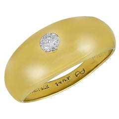 Tiffany & Co. Diamond Dome Ring