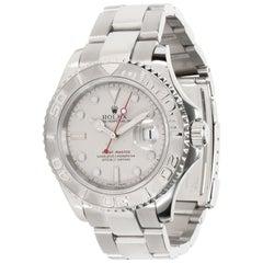 Rolex Yachtmaster 16622 Men's Watch in Stainless Steel/Platinum