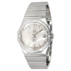Omega Constellation 123.15.35.20.02.001 Men's Watch in Stainless Steel