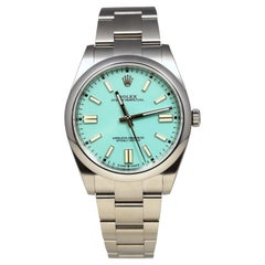 Rolex Oyster Perpetual Ref.124300 Tiffany Dial