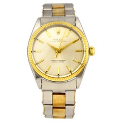 Rolex Oyster Perpetual Ref.1005 Two-Tone Watch