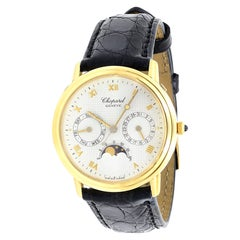 Chopard Certified Pre-Owned Luna d'Oro 18k Yellow Gold Watch
