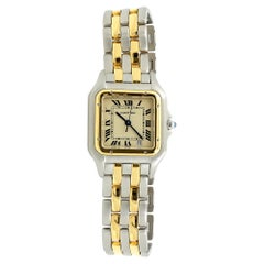 Cartier Certified Pre-Owned Circa 1986 Panthere Watch