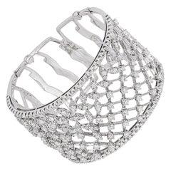 Andreoli Diamond 18 Karat Gold Bracelet