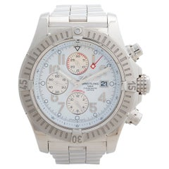 Striking Breitling Super Avenger Chronograph with Date, Ref A1337011