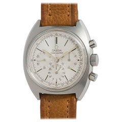 Omega Stainless Steel Seamaster Chronograph Cal 321 Manual Watch, 1960's