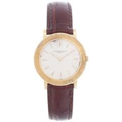 Audemars Piguet 18K Yellow Gold Men's Watch