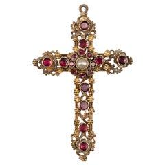 Renaissance Revival Necklaces