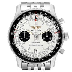 Breitling Navitimer Exemplaires Limited Edition Steel Mens Watch A23330