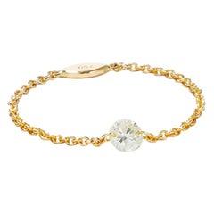 Nude Diamond Ring '0.10 carat'