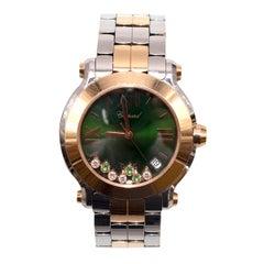 Chopard Steel/Rose Gold Happy Sport Watch, 1/5 Limited London Edition