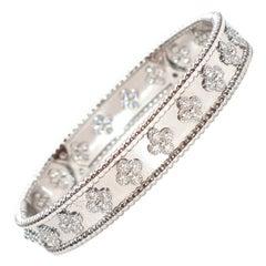 Van Cleef & Arpels Perlée Clovers Bracelet, Medium Model