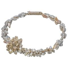 Donna Brennan Pearl Necklace