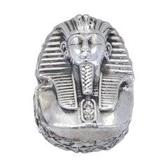 Sterling Silver Pharaoh Box