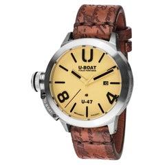 U-Boat Classico U-47 Steel Men's Watch 8106