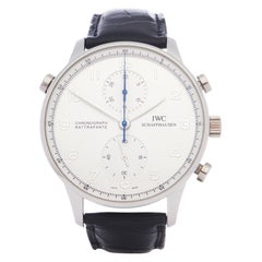 IWC Portuguese 0 3712-005 Men Platinum 0 Watch