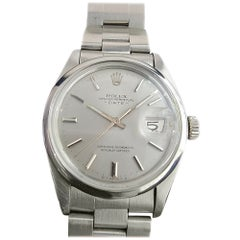 Mens Rolex Oyster Perpetual Date 1501 Automatic 1970s with Paper RA248
