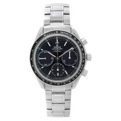 Omega Speedmaster Racing Steel Black Dial Mens Watch 326.30.40.50.01.001