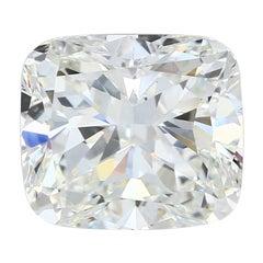 7.11 Cushion Cut Diamond GIA Certified