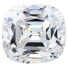 10.15 Cushion Cut Diamond GIA Certified