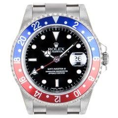 Rolex GMT-Master II NOS Pepsi 16710