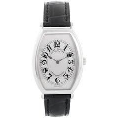 Patek Philippe Chronometro Gondolo Platinum Men's Watch 5098 P 'or 5098P'
