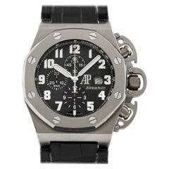 Audemars Piguet Royal Oak Offshore T3 Terminator Watch 25863TI.OO.A001CU.01