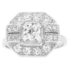 Fabulous 1930s Art Deco Ring