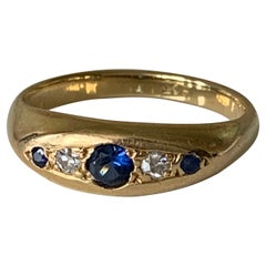 Edwardian Solitaire Rings