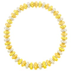 Gold Necklace by Bulgari