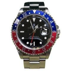 """Rolex GMT-Master II 16710 """"Pepsi"""""""