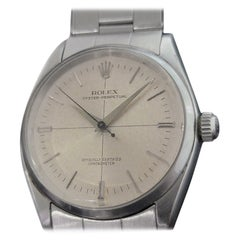Mens Rolex Oyster Perpetual Ref 6564 Automatic, c.1950s Swiss Vintage RA224