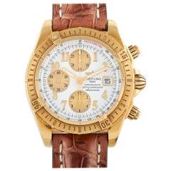 Breitling Chronomat Evolution Chronograph Watch K13356