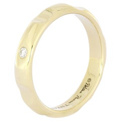 Tiffany Pablo Picasso Ring Yellow Gold