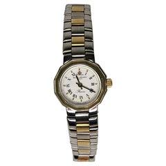 Baume & Mercier 2-Tone Riviera Watch