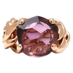 Pomellato 'Lola' Rose Gold Amethyst Ring