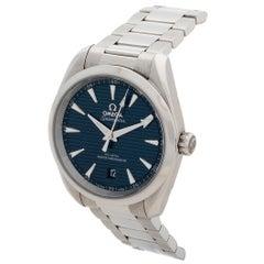 Omega Seamaster Aqua Terra Ref 22010382003001, Box & Papers