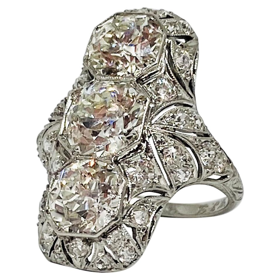 Gilded Age Rings