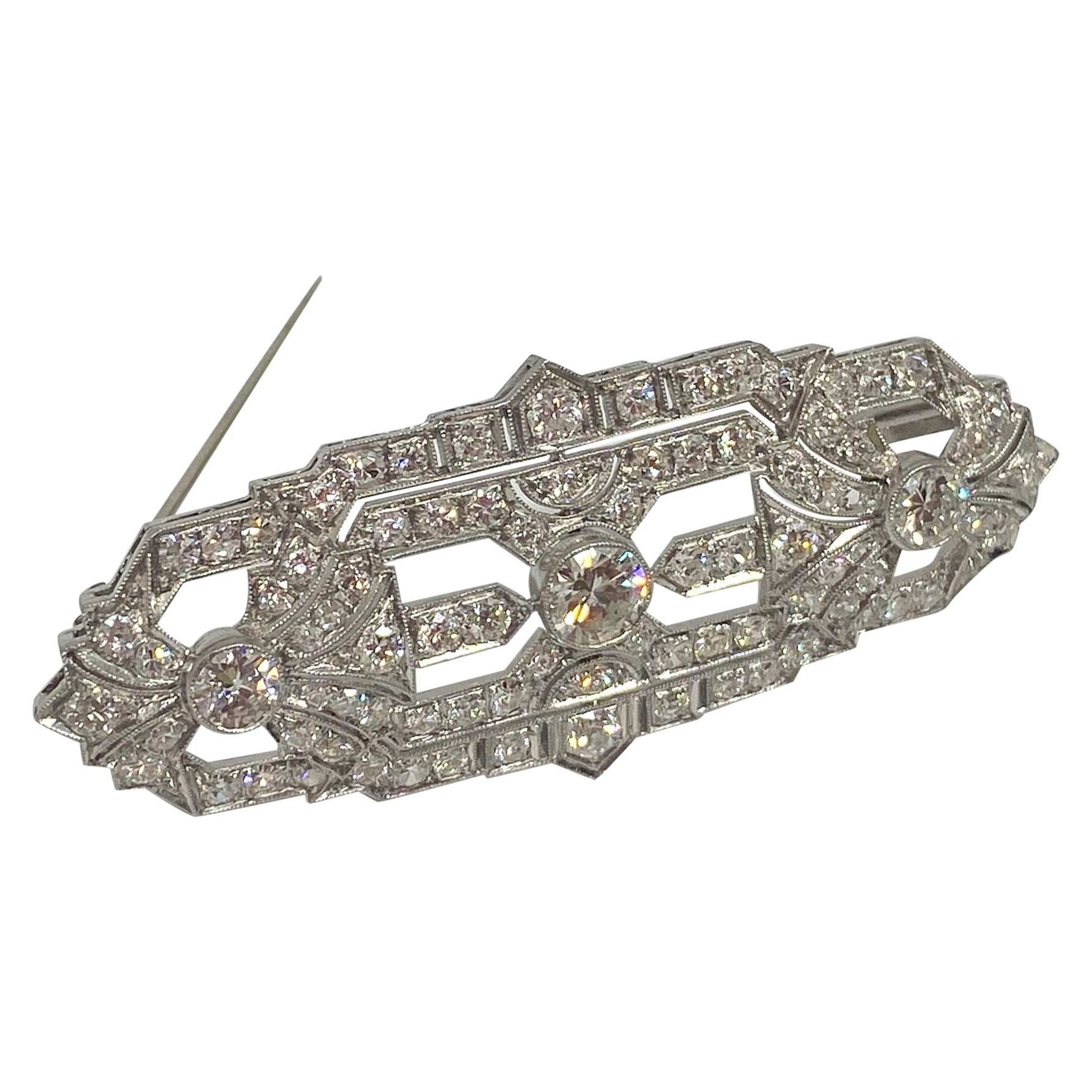 Gilded Age Brooches