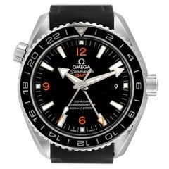 Omega Seamaster Planet Ocean GMT 600m Watch 232.32.44.22.01.002 Card