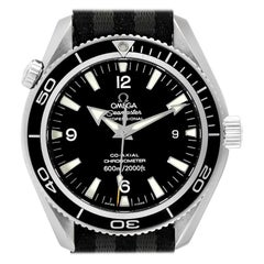 Omega Seamaster Planet Ocean 42 Co-Axial Mens Watch 2201.50.00 Box Card