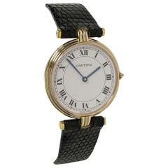 Cartier Trinity Tri Color Gold Quartz Wrist Watch