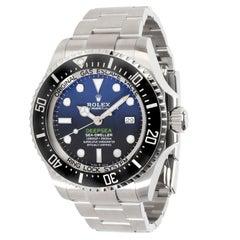 Rolex Sea-Dweller Deepsea 126660 Men's Watch in Stainless Steel