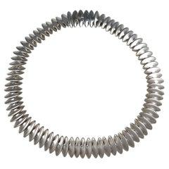 Silver Link Necklaces
