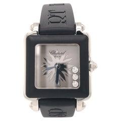Chopard Be Happy 2 Sport Silver Dial Ladies Watch 27/8896-405